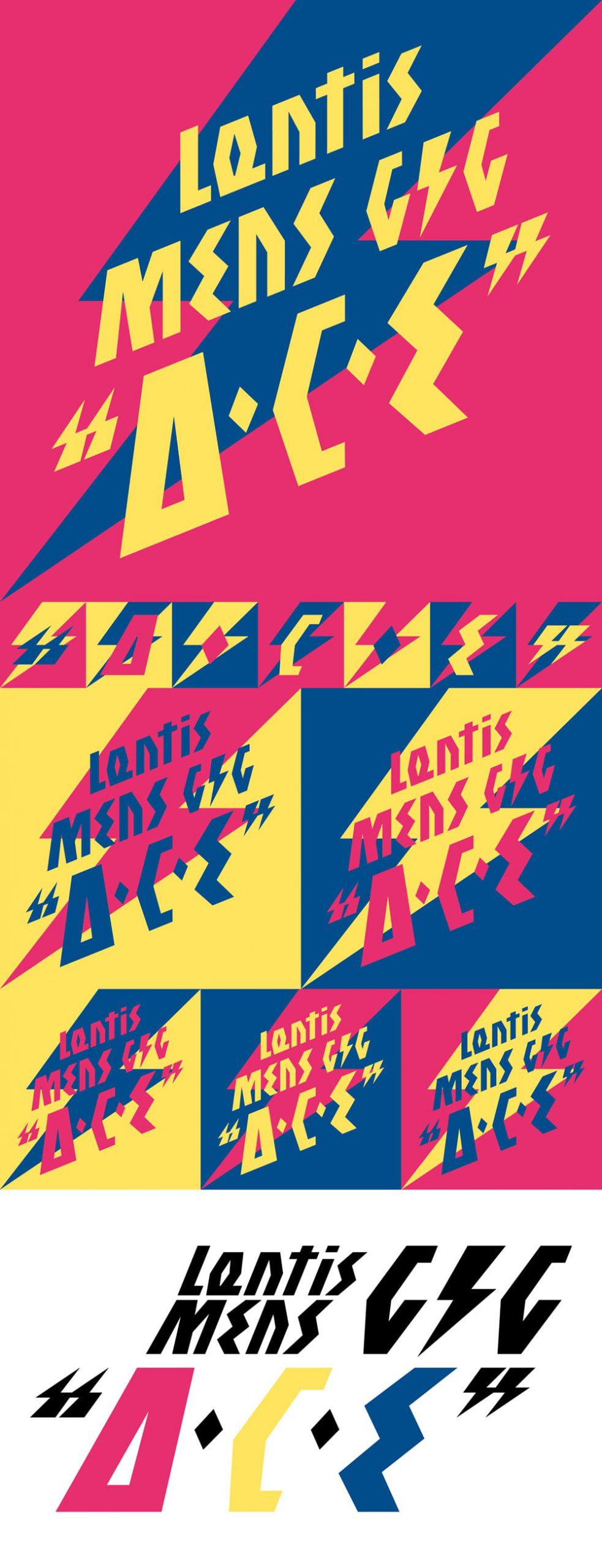 """Lantis / Lantis MENS GIG """"A・C・E"""""""