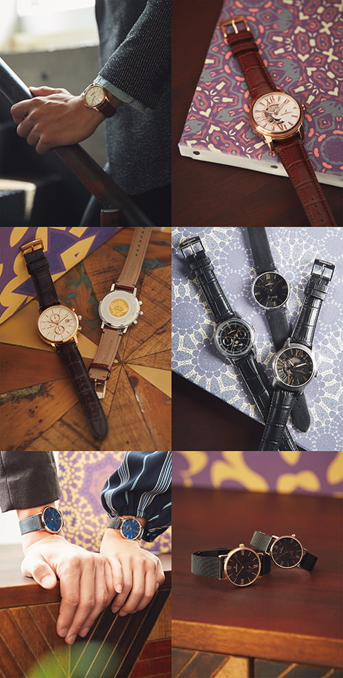 OROBIANCO / 2019 FALL&WINTER WATCH COLLECTION