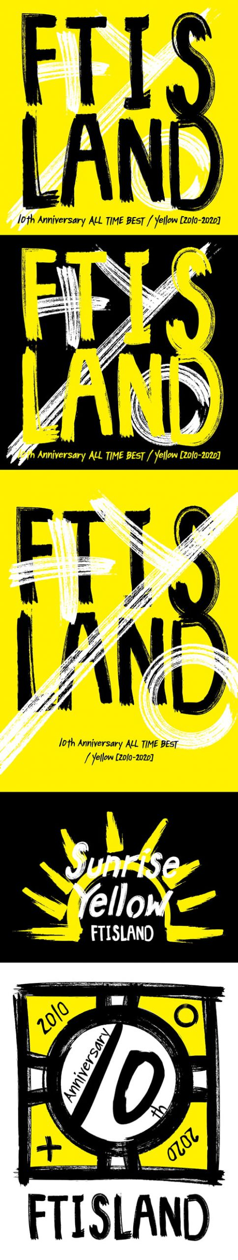 FTISLAND / 10th Anniversary ALL TIME BEST
