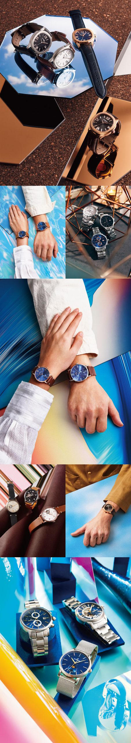 OROBIANCO / 2020 SPRING&SUMMER WATCH COLLECTION